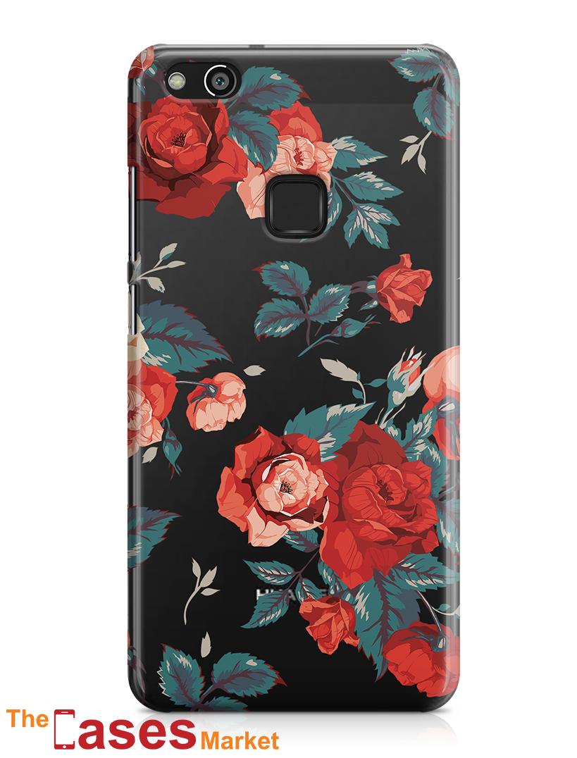 capa telemovel huawei flores 5