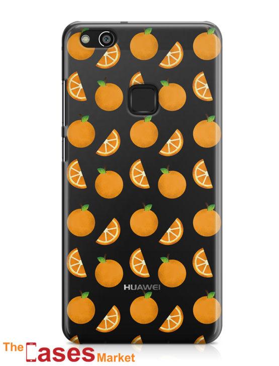 capa telemovel huawei laranjas fruta 7