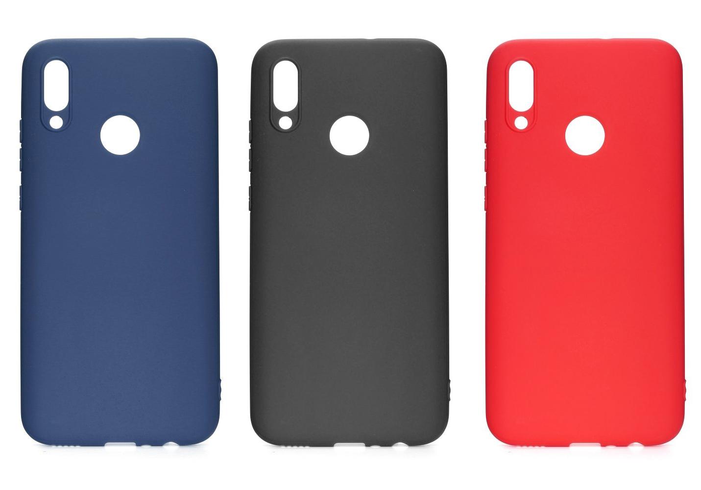 capas finas silicone Huawei P Smart 2019
