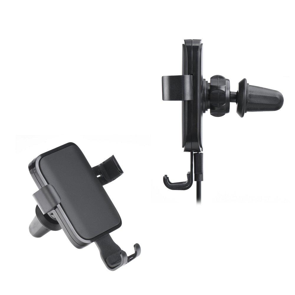 suporte carro carregador wireless
