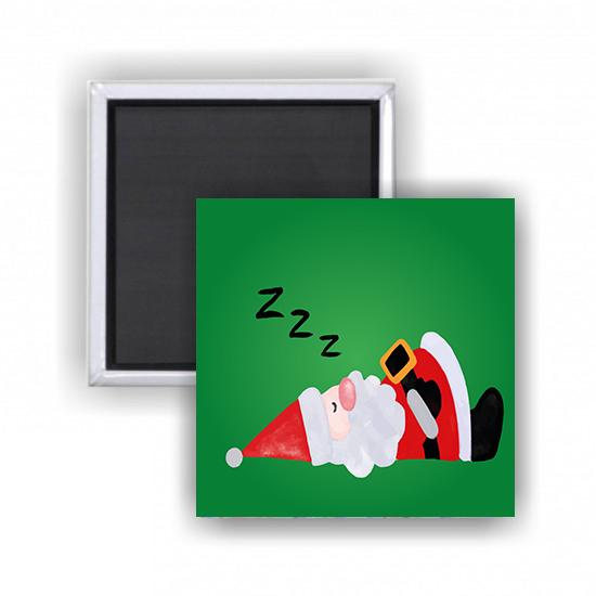 azulejo iman pai natal a dormir